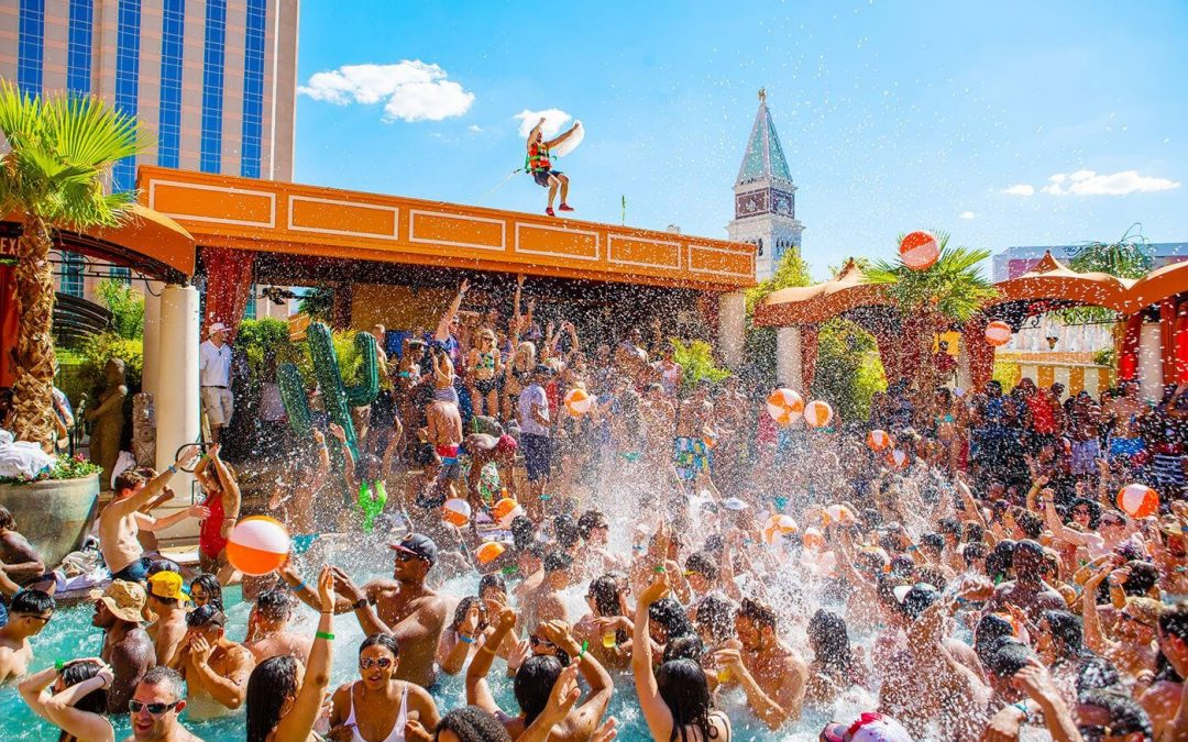 12 Insider Tips to the Top 12 Las Vegas Dayclubs & Pool Parties