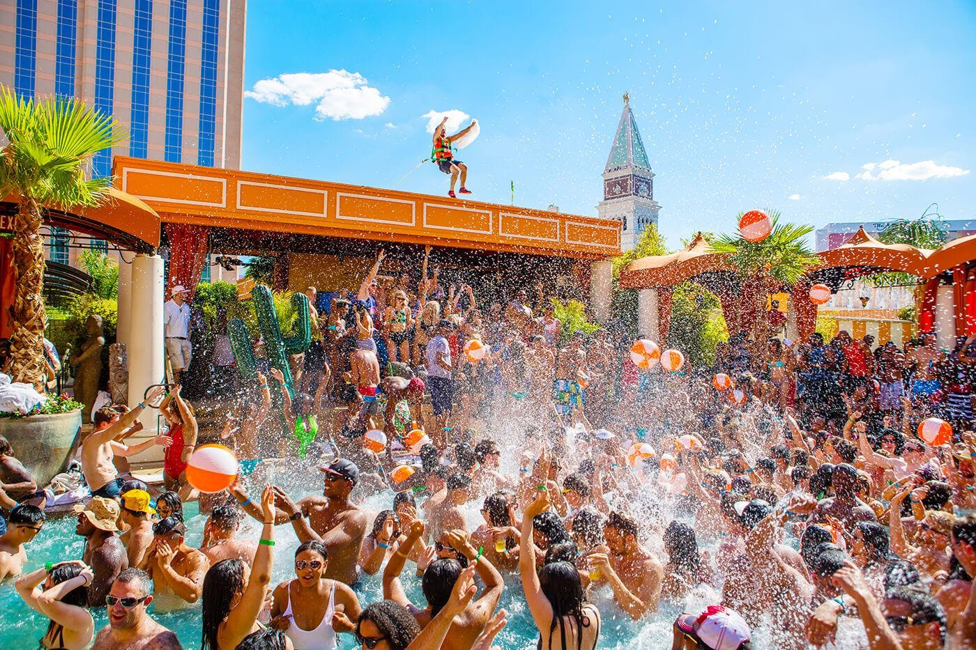 Best Las Vegas Pool Parties