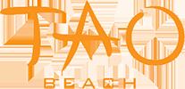 TAO beachclub logo