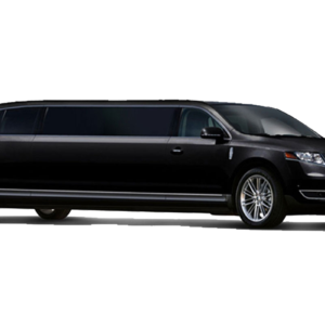Lincoln MKT 10 Passenger stretch limo for service in Las Vegas